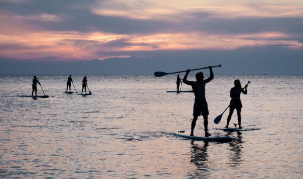 paddle surf tecnica