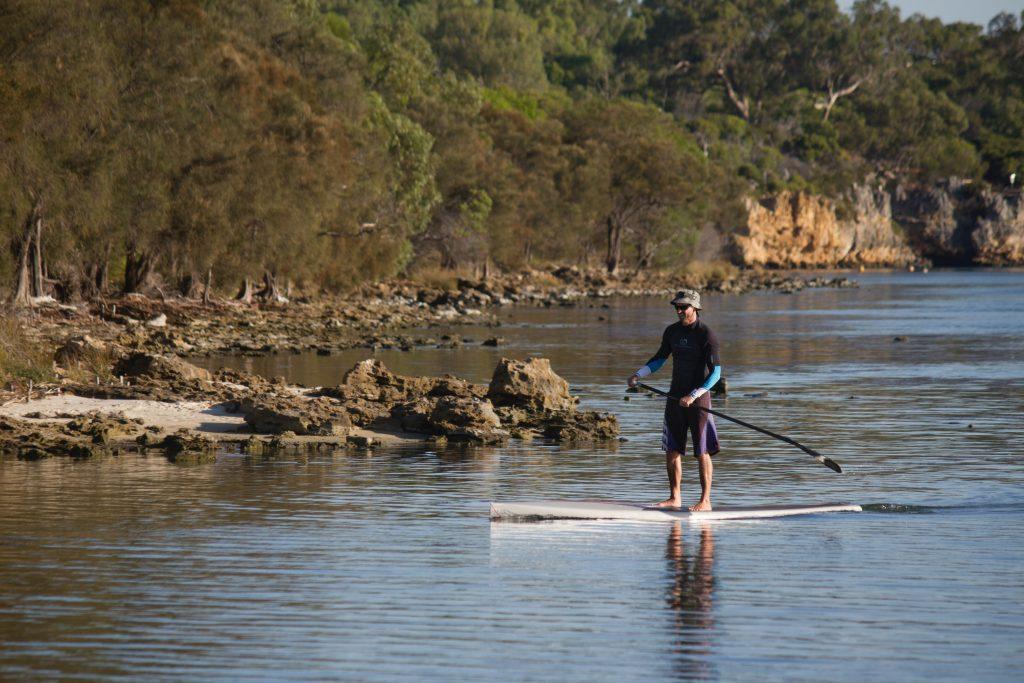rutas paddle surf asturias
